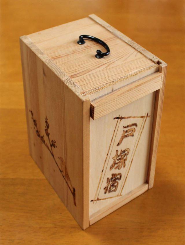 遊山箱サンプル 写真は初期の遊山箱です