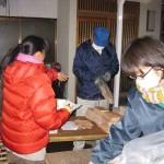 遊山箱キットつくり2014/02/12