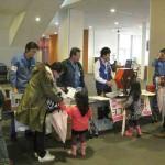 ひな祭り遊山場スタンプラリー 2014/03/01