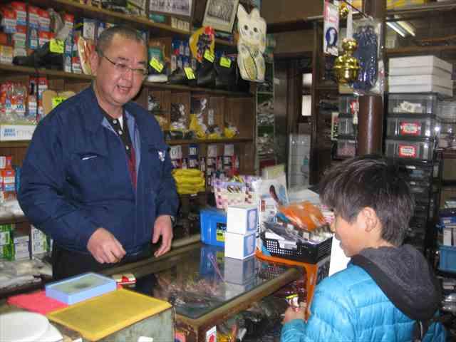山形屋洋品店 ひな祭り遊山箱スタンプラリー 2014/03/01