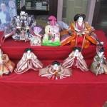若泉仏具店 ひな祭り遊山箱スタンプラリー 2014/03/01