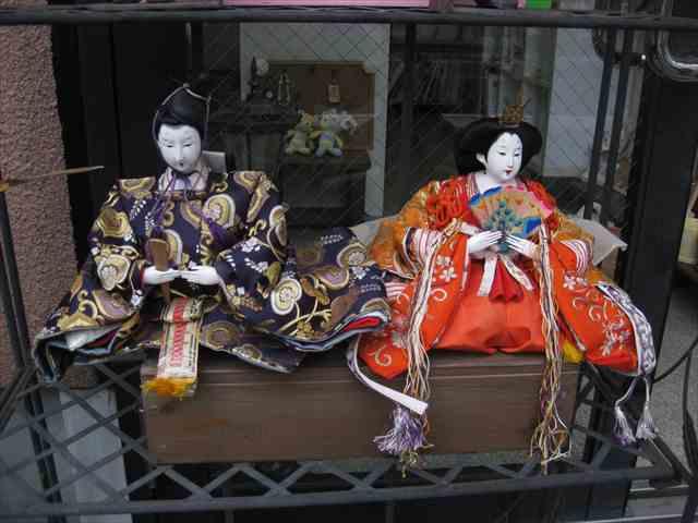 寺建 ひな祭り遊山箱スタンプラリー2014/03/01