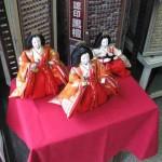 はんこの美晶堂 ひな祭り遊山箱スタンプラリー2014/03/01
