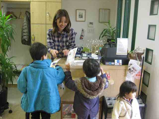 Slow Beauty ぷれじ~る ひな祭り遊山箱スタンプラリー2014/03/01