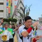 風鈴遊山箱スタンプラリーin阿波踊り 2014/07/12