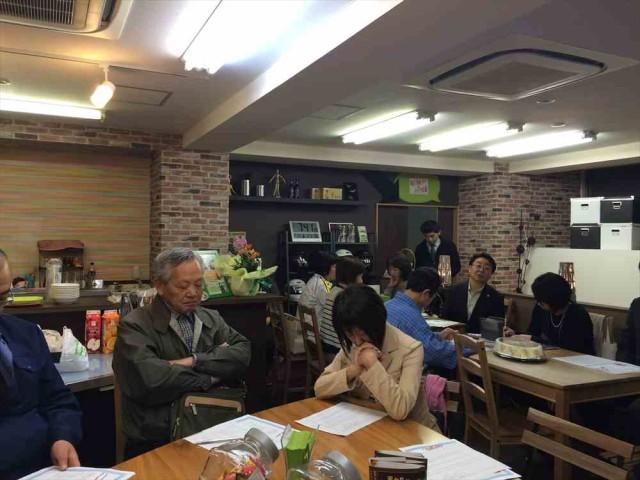第二回戸塚宿こんぴら市会計報告と反省会