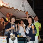 矢部町内会の盆踊り 2015/08/01