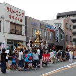 街山八幡社例大祭2016