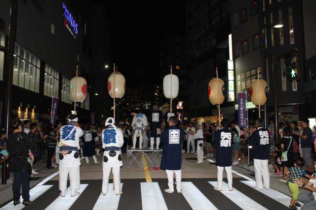 秋の例大祭in大踏切ひろば2016