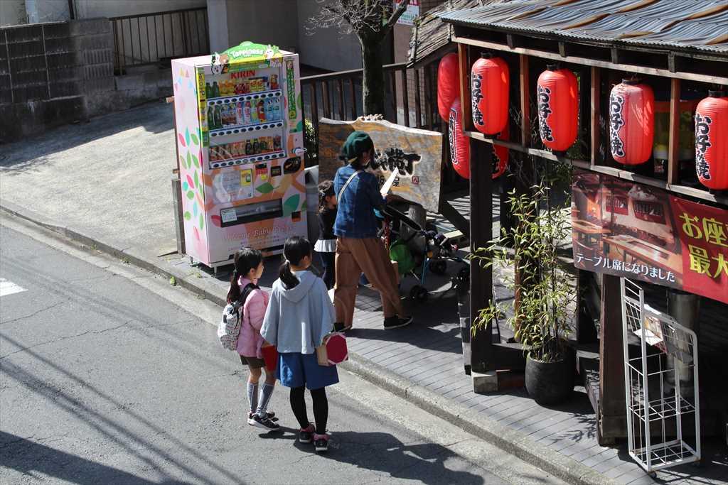 ひな祭り遊山箱スタンプラリー20180303